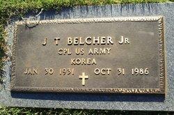 J T Belcher, Jr