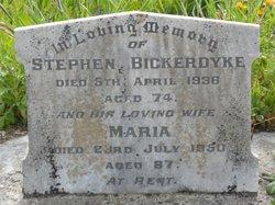 Maria <i>Howe</i> Bickerdyke