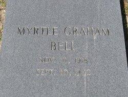 Myrtle <i>Graham</i> Bell