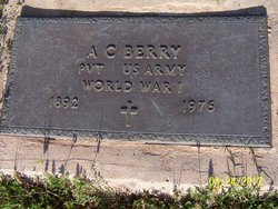 Pvt A C Berry