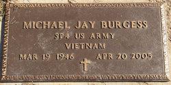 Michael Jay Burgess
