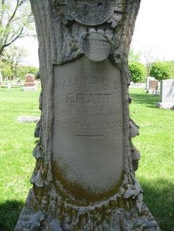 Halladay B. Pratt