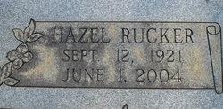 Hazel Elizabeth <i>Rucker</i> Allran