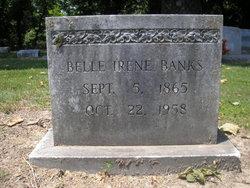 Belle Irene Banks
