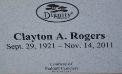 Clayton A. Rogers