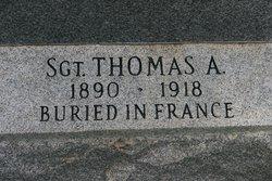 Sgt Thomas A Sullivan