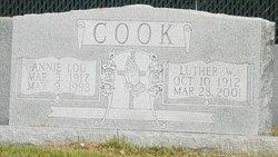 Annie Lou Cook