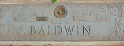 Woodson W Baldwin