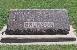 Mary Elizabeth <i>Luce</i> Brunson
