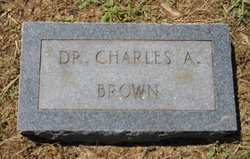 Dr Charles Anderson Brown