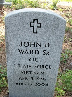 John David Jhonny Ward, Sr