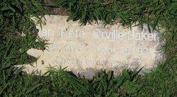 Bryan Orville Pete Baker