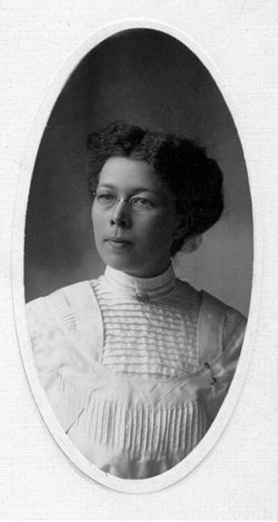 Ida <i>Johnson</i> Behrents