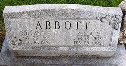 Zella L. Abbott