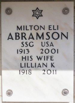 Lillian K Abramson