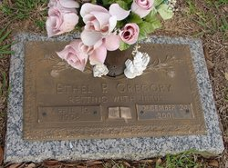Ethel <i>Prestridge</i> Gregory