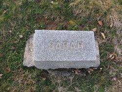 Sarah ?