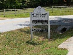 Brown Hill Church Cemetery