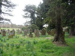Ashbourne St Oswald Churchyard