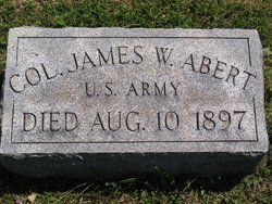 Col James William Abert