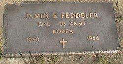 James E. Feddeler