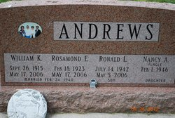 Rosamond G. Rose <i>Fisher</i> Andrews
