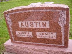Minnie Ellen <i>Wolf</i> Austin