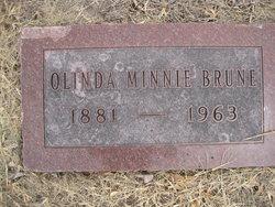 Olinda Minnie Brune