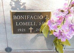Bonifacio J Lomeli, Sr