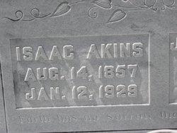 Isaac Akins