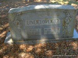 Bessie <i>Hunt</i> Underwood