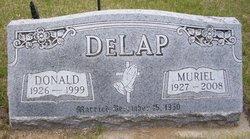 Muriel <i>Christopherson</i> DeLap