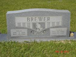 Effie <i>Dunaway</i> Brewer