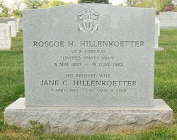Jane C Hillenkoetter