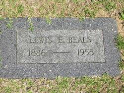 Lewis Earl Beals