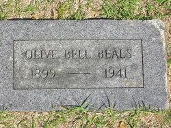 Olive Bell Beals