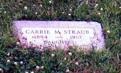 Caroline May Carrie Straub