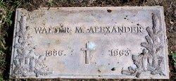Earl Franklin Alexander