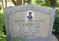 Aron Anthony Campbell