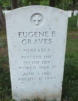 Eugene E Graves