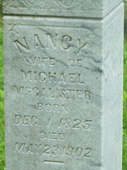 Nancy McAlister