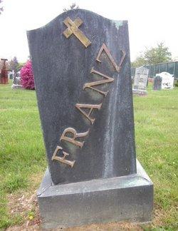 Mary G. Mamie <i>Williams</i> Franz