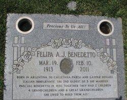 Felipa A. J. Benedetto