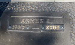 Agnes L Dinelt