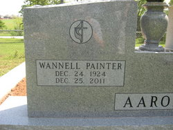 Ruth Wannell <i>Painter</i> Aaron