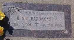 Benjamin Bernie Barneycastle Barnacastle