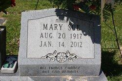 Mary Sue <i>Daniels</i> Blaylock