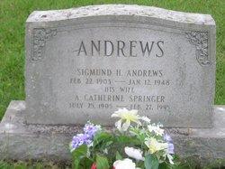 A Catherine <i>Springer</i> Andrews