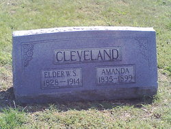 Rachel Amanda <i>Rutledge</i> Cleveland