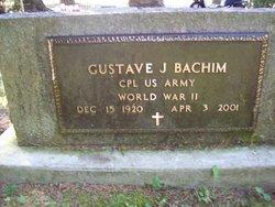 Gustave J. Bachim